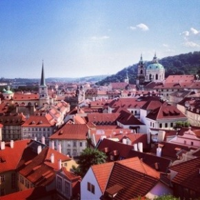 Pivo in Prague